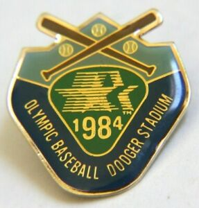1984 L.A. OLYMPICS - DODGER STADIUM PIN