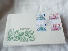 FIRST DAY COVER CHRISTMAS 19th NOV 1980
