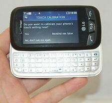 LG VN270 Cosmos Touch Cell Phone Verizon CDMA Wi-fi 3G full-qwerty keyboard GPS