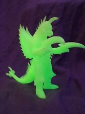 "Gigan'04/Brillan en Oscuridad BANDAI PVC Mancha figura 4.5"" Kaiju Juguete Godzilla/Reino Unido"