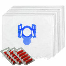 15 X Paño Microfibra Bolsas de Aspiradora para AEG Hoover Bolsa + Fresco