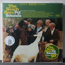 BEACH BOYS 'Pet Sounds' 50th Anniversary Stereo Vinyl LP NEW/SEALED