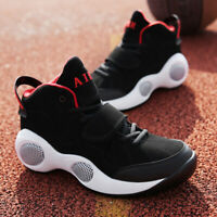 Men's Basketball Shoes High-Top Fashion Casual Breathable Running Sports Shoes