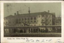 Clifton Forge VA Gladys Inn c1910 Postcard