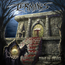 Terminus - Tomb Of Infamy [New CD] Deluxe Edition
