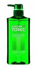 Sunstar Japan Scalp clear TONIC Shampoo 520ml free shipping
