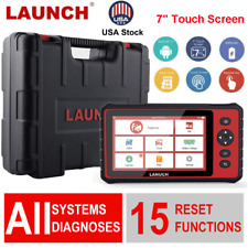 LAUNCH X431 CRP909 OBD2 Automotive Full System Diagnostic Scanner Tablet IMMO