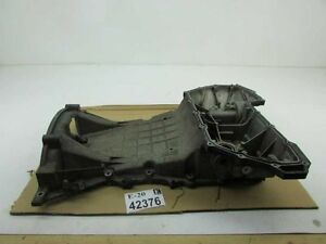 2005 Jaguar Xj8 engine motor upper second plate oil pan non supercharged 4.2L