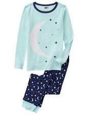 NWT CRAZY 8 Cute Kitten with Animal Spots Pink /& Gray Snug Fit 2PC Pajamas PJ/'S