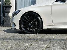 Stylus Alufelgen 9+11x 22 Zoll Mercedes S Klasse Cabrio  63 AMG schwarz black