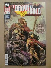 Brave and the Bold #1 DC Comics 2018 Series Batman Wonder Woman 9.6 NM+