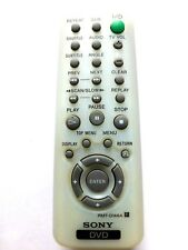 SONY DVD REMOTE CONTROL RMT-D148A for DVPPQ1
