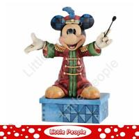 Jim Shore Band Leader Mickey Figurine  Disney Traditions Retired