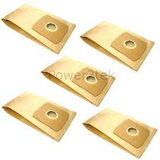 5 x VCB300, RCN400B, RCN500 Hoover Bags for Daewoo RC350 RC350BK RC350BK/N UK