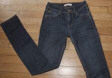 LEVIS 471 Jeans pour Femme W 26 - L 34 Slim Fit  Taille Fr 36 (S332)