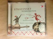 CD / NORRINGTON / ZURICH CHAMBER ORCHESTRA / STRAVINSKY / NEUF SOUS CELLO