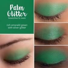 Palm Glitter ShadowSense - LIMITED EDITION -  Eye Shadow SeneGence - Full size