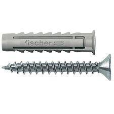 50 Stk. fischer Spreizdübel  SX 8 x 40/S20 mit Schrauben  (070022)