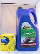Audi A4 3.0 V6 Petrol Oil Filter + 6L 5w30 Engine Oil Service Kit 00-04 220BHP