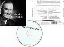 "MAURICE CHEVALIER ""Chansophone"" (CD) 25 Titres 2001"
