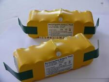 2pc Vacuum NI-MH Battery For iRobot Roomba 500 510 530 570 580 by TANK