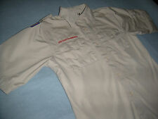 BOY SCOUTS OFFICIAL UNIFORM YOUTH SHIRT LARGE