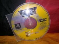 Top Gun: Fire At Will (Sony PS1, NTSC-U/C) - Disk Only