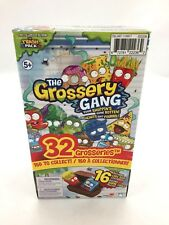 The Grossery Gang - Collectibles Pack of 32 From The World of The Trash Pack