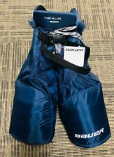 Bauer Nexus 8000 Hockey Pants Navy Blue Junior Large Tall *New*