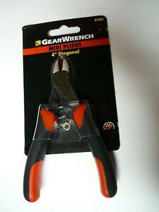 "GearWrench 82000 4."" Mini Dual Material Diagonal Cutting Pliers"