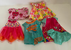 Hasbro Baby Alive BA Clothing Boy Girl Lot Dress Top Shirt Replacement