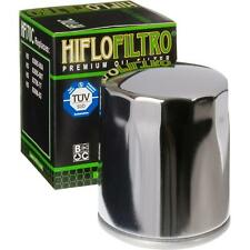 FILTRO DE ACEITE PARA 1000 CCM HARLEY DAVIDSON XLH SPORTSTER CROMO bj.86-88