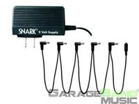 Snark SA-1 9 Volt Guitar Pedal Power Supply | Zero Hum | *FREE SA-2 Daisy Chain
