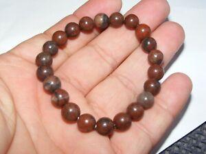 Picture Jasper Crystal Power Bracelet A Grade 8mm Beads Gemstone