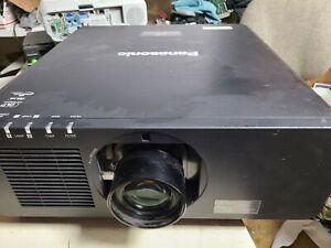 Panasonic PT-DZ870 8500 Lumen DLP  Projector 819 hours