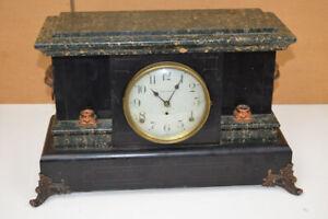 Antique Seth Thomas  Adamantine Mantle Clock - Needs help