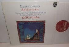 9500 681 Rimsky-Korsakov Scheherazade Herman Krebbers Concertgebouw Kondrashin