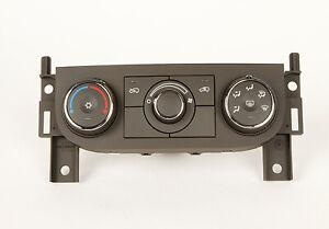 Genuine GM Heater Control 22745747