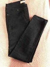 BNWOT Wallis stretch straight leg skinny Demi jeans size 12 dark blue