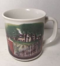 """Graceland"" ""Home of Elvis"" Ceramic Coffee Cup Mug EPE Official Gift Creations"