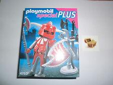 Playmobil Special Plus 4763 Ritter Doppelaxtritter Tunierritter Waffen Neu Ovp