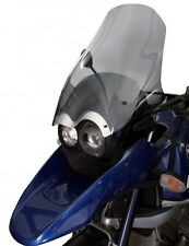 Puig Touring Windscreen 2000-2005 BMW R1150GS Smoke Windshield 4878H