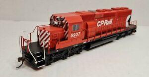 Bachmann HO EMD SD40-2 Diesel Locomotive CP RAIL #5937 DCC