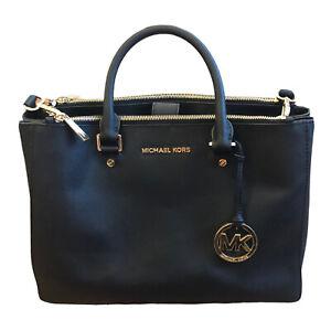 Michael Kors Black Shoulder Strap Hand Bag Bought Harvey Nichols