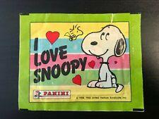 BUSTINA I LOVE SNOOPY PANINI