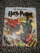 Harry Potter and the Sorcerer's Stone: The Illustrated Edition Collector's Item