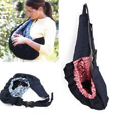 Baby Carrier Newborn Infant Sling Wrap Breastfeeding Papoose Nursing Pouch Belt