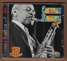 """COLEMAN HAWKINS cd """"the Bean the Bop Years"""" 1999 Cedar Import NEW Sealed 22Track"""