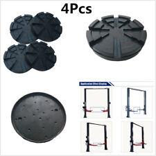 4x Heavy Duty Rubber Arm Pads Car Lift Accessories Lift Pad for Auto Truck Hoist