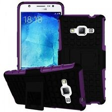 Various Shockproof Armor Back Cases Covers For Samsung Galaxy Phones + Stylus
